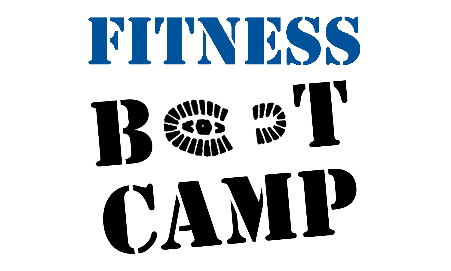 Fitness Boot Camp Clip Art for Pinterest